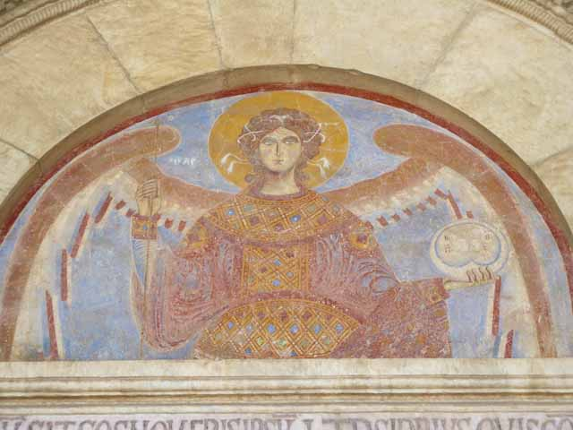San Michele Arcangelo a Sant\'Angelo in Formis