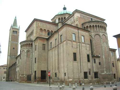 Cattedrale di parma for Finestra rinascimentale disegno
