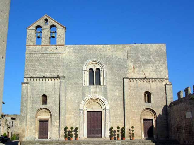 Risultati immagini per s. maria in castello tarquinia