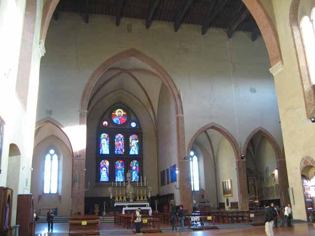 Le chiese degli ordini mendicanti a siena - Finestre circolari delle chiese gotiche ...
