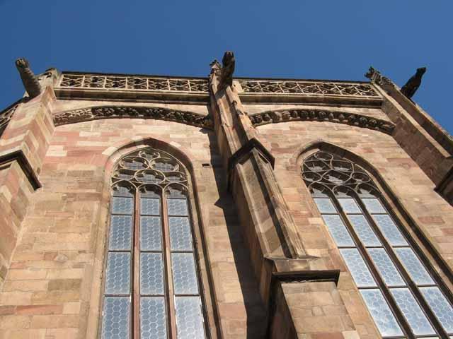 Come si chiama questo tipo di finestre gotiche yahoo - Finestre circolari delle chiese gotiche ...